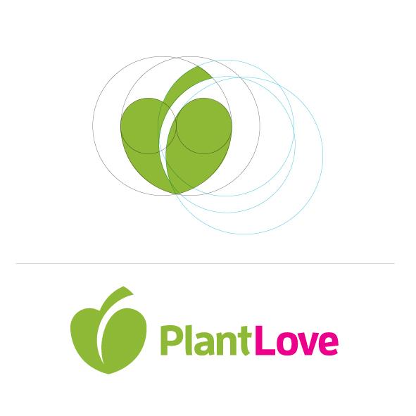 Plant Love Logo by Chili-icecream