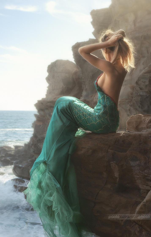 Mermaid by EllyMello