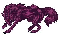 Wolf Pixel Art by Windi101