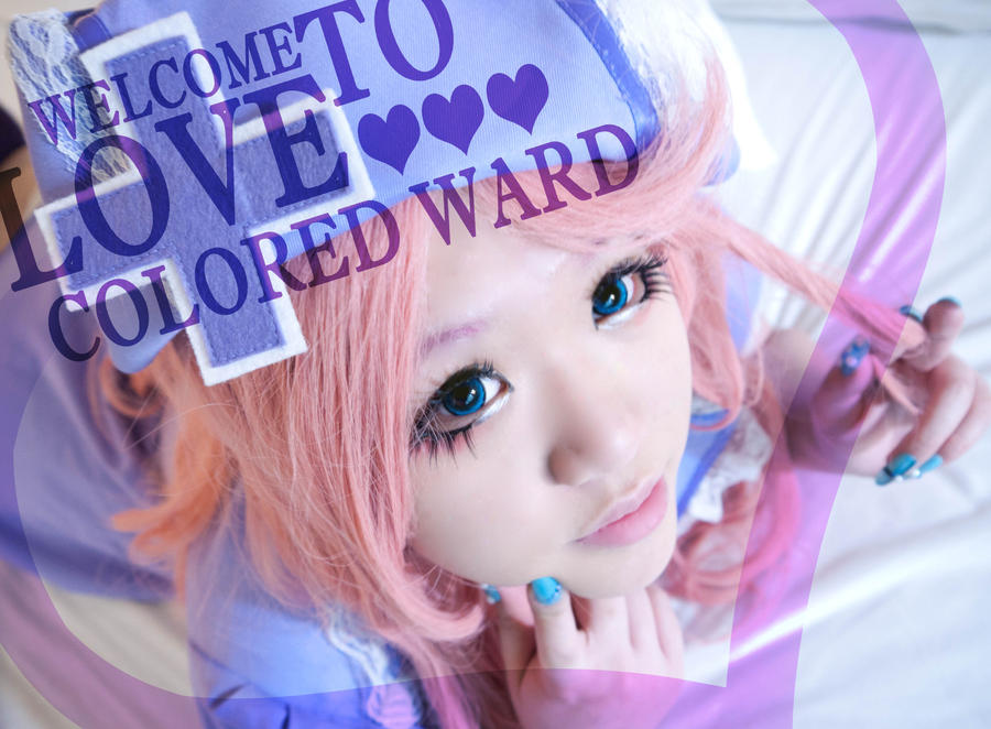 Love Colored Ward: Luka by kazeko