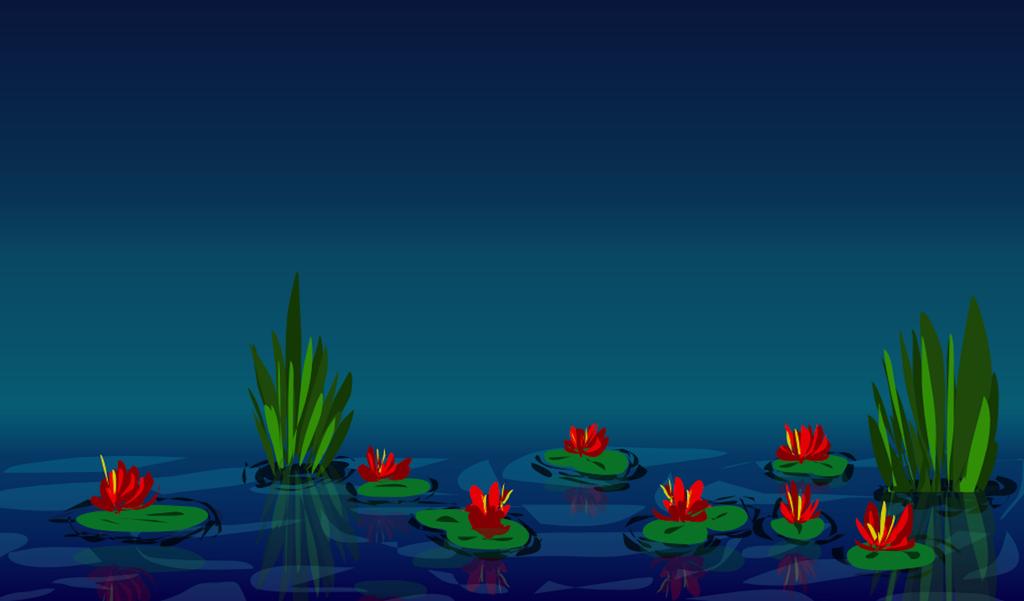 Vector Pond by volaciousdreams