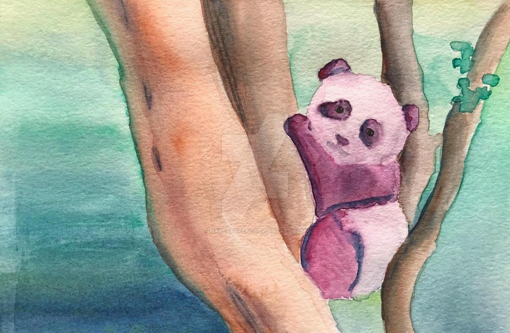 Panda by MakeArtReal