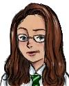 katzypotter yearbook portrait by julsenix23