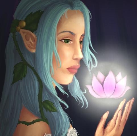 Fairy -collab firegoddess27 by julsenix23