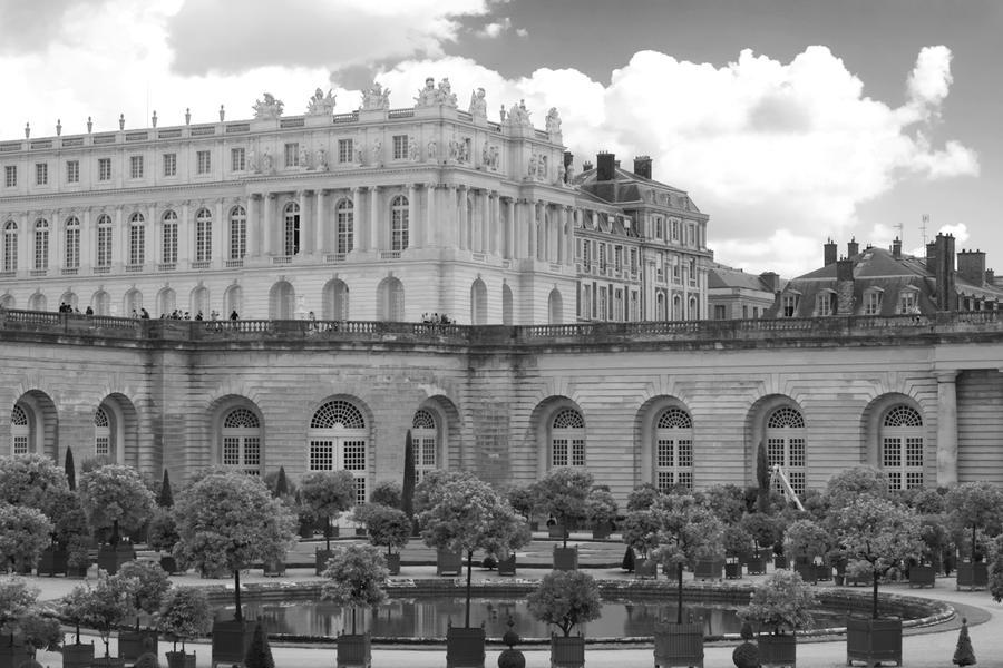 Фото: Версаль