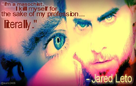 Jared -masochist- by auris2406