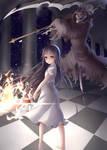 SAO Yui and the Fatal Scythe