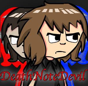 DeathNoteDevil's Profile Picture