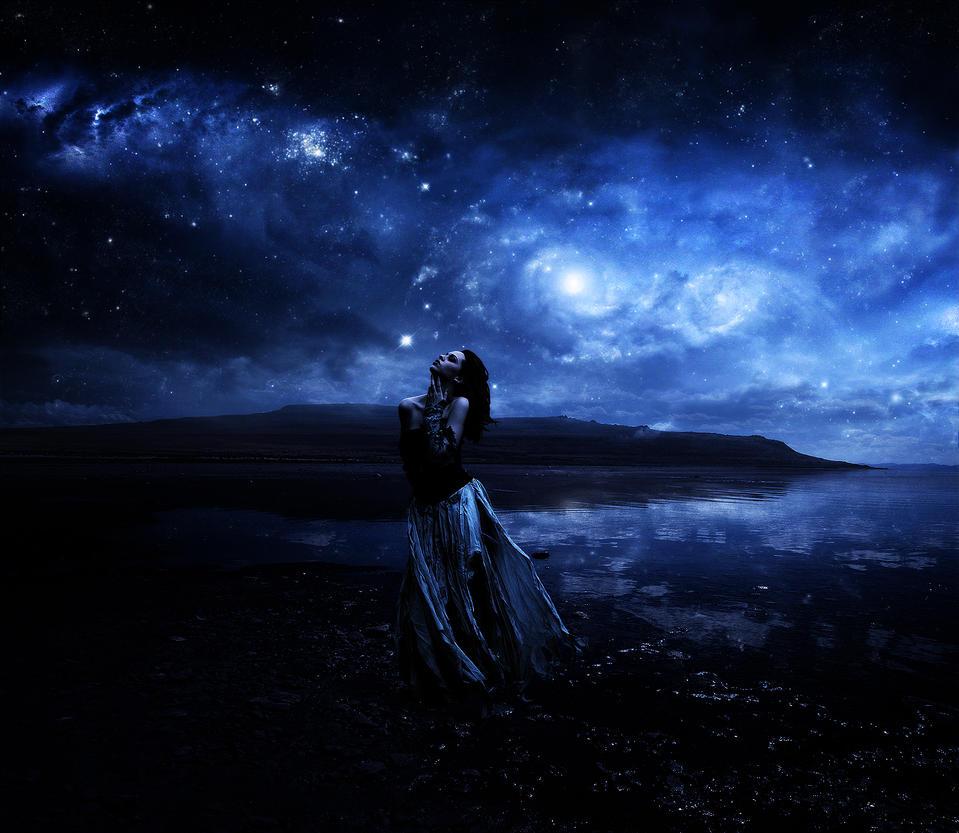 Night Stars by Nikolett89