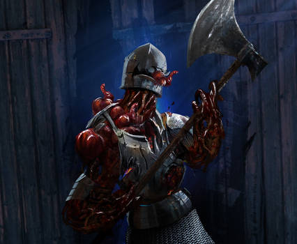 Infected knight