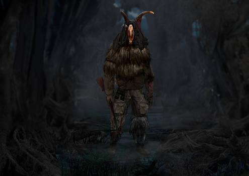 Swampstalker