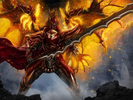 Demon Warrior