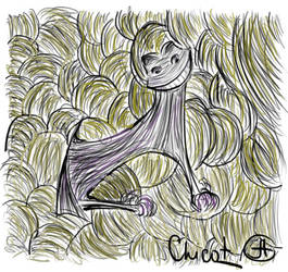 Cheshire Cat. by Nadeshiko-Haruchene