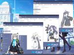 BlueArchive Windows 10 Theme