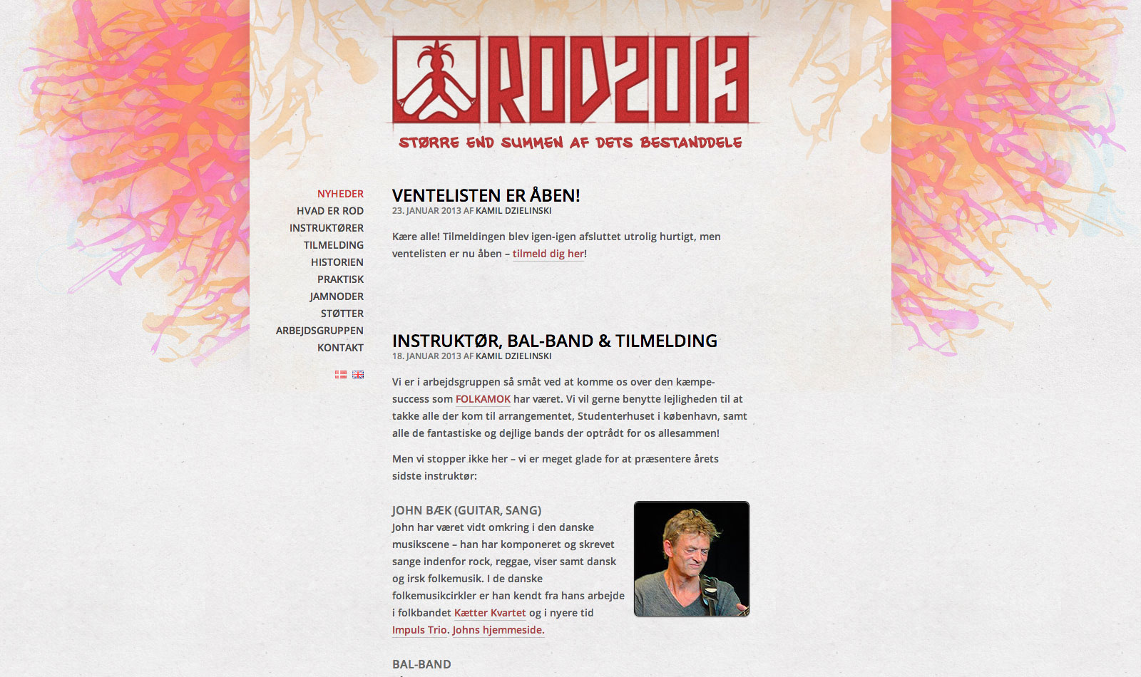 RODfolk.dk/2013 by brego