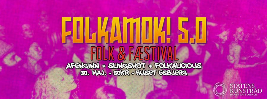 FOLKAMOK! 5.0 FB Cover by brego
