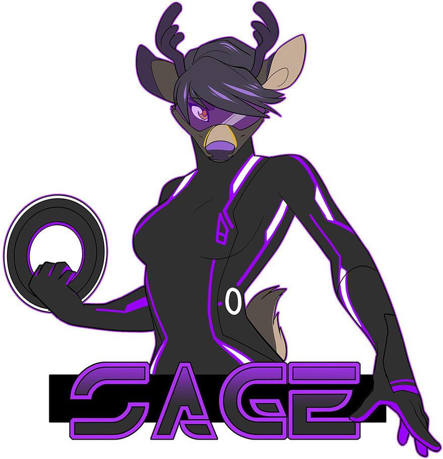 Trade/Gift - Sage Badge by starinthegutter