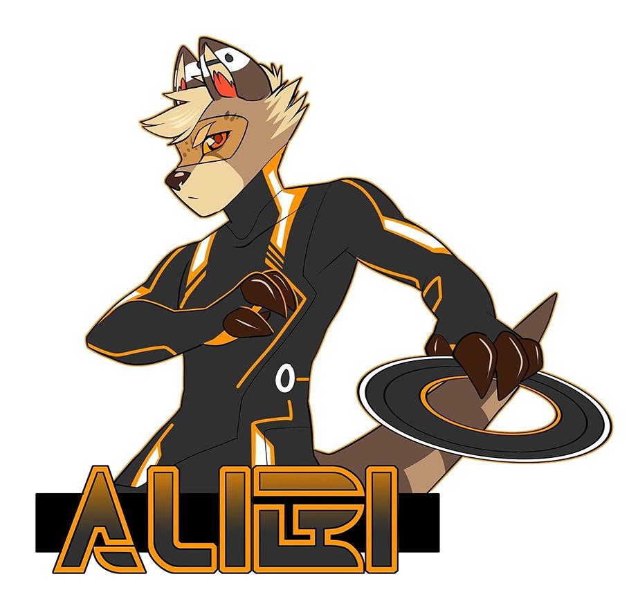 Trade/Gift - Alibi Badge by starinthegutter