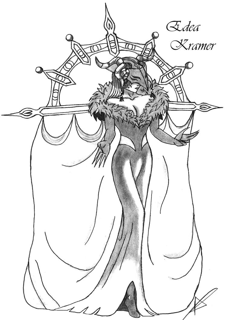 Final fantasy free coloring pages for Final fantasy coloring pages