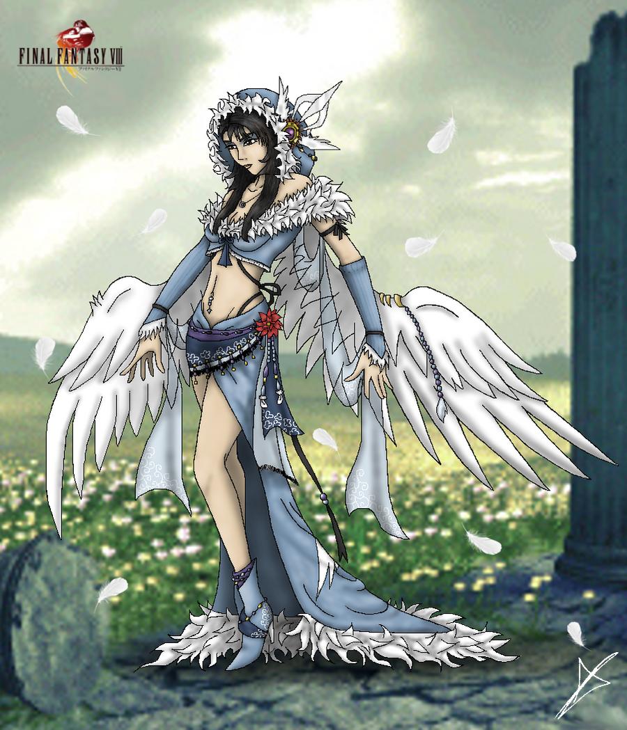 The Witch Rinoa Heartilly - Final Fantasy VIII
