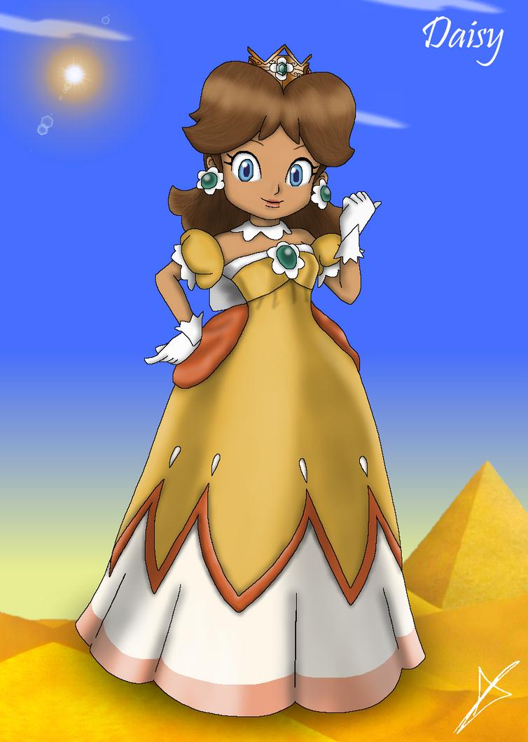 daisy sports princess