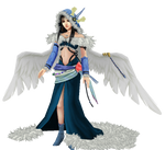 The Witch Rinoa Heartilly - Version DISSIDIA