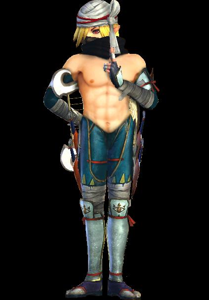 Sheik The Sheikah Tribesman - Hyrule Warriors by AndsportsART