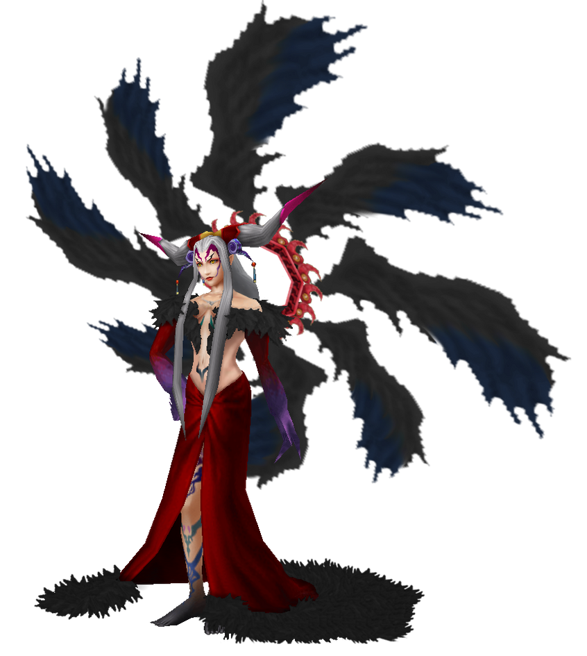 Alpha Ultimecia by AndsportsART