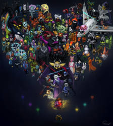 Undertale by AgataCzerw
