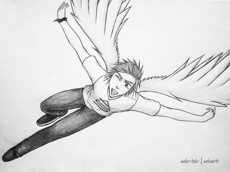 Atsushi, the Fallen Angel