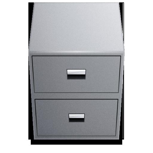file cabinet png. File Cabinet Icon By Pakaku Png