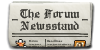 The Forum Newsstand Icon by Pakaku