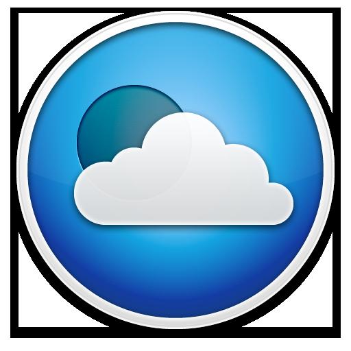 Cloudy Icon by Pakaku
