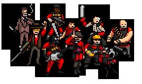 The Team by Pakaku