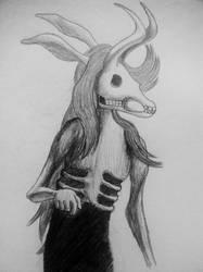 hair hare by Pakaku