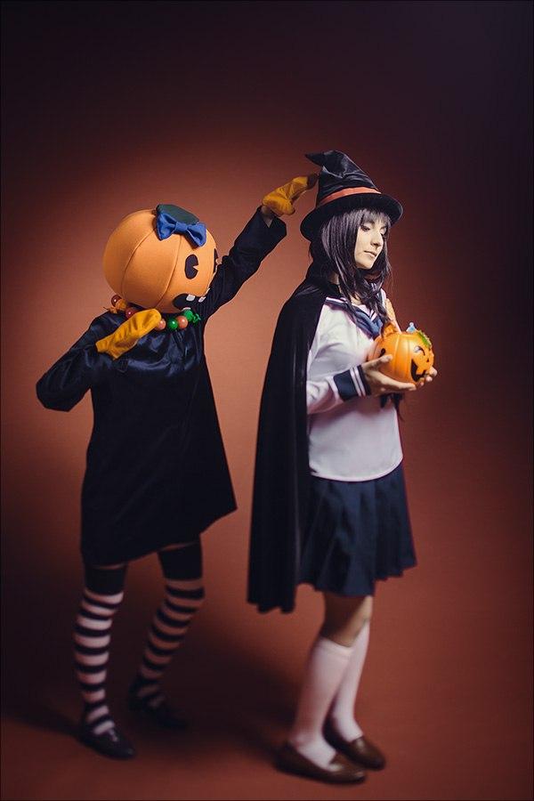 Eru Chitanda and Mayaka Ibara 02 by KyoudaiCosband