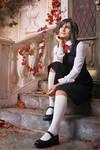 Makoto Schoolgirl Wear