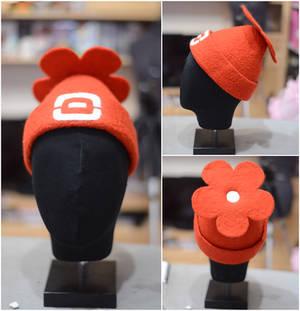 Pokemon Sun/Moon flower hat