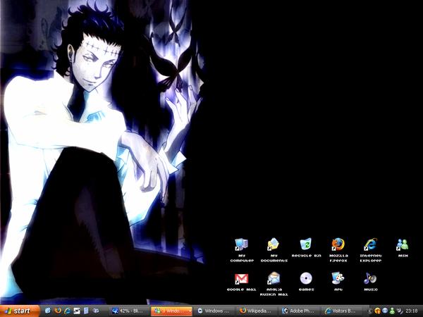 Desktop as of 26.10.08 by Derisu-Chan