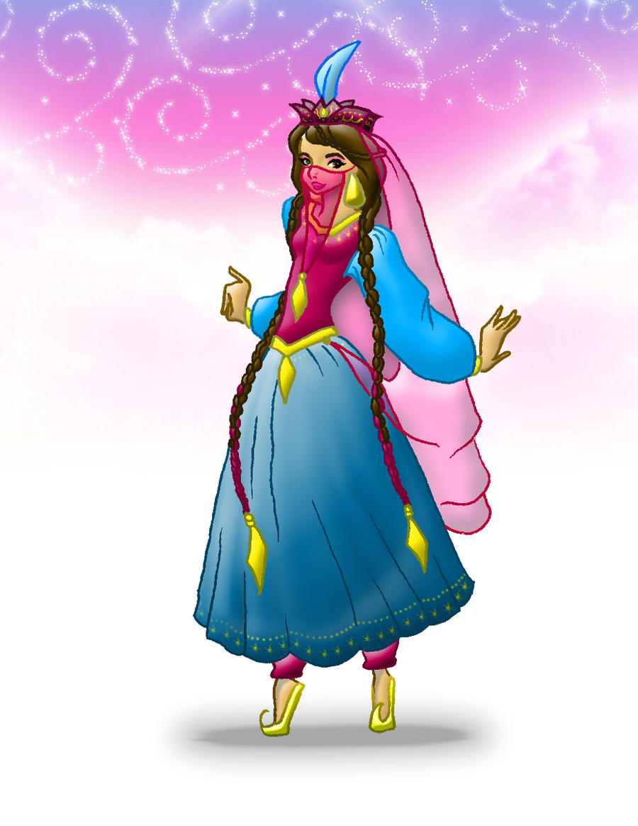 Maariyah by ArsalanKhanArtist