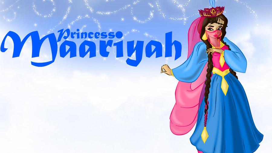 Princess Maariyah by ArsalanKhanArtist on DeviantArt