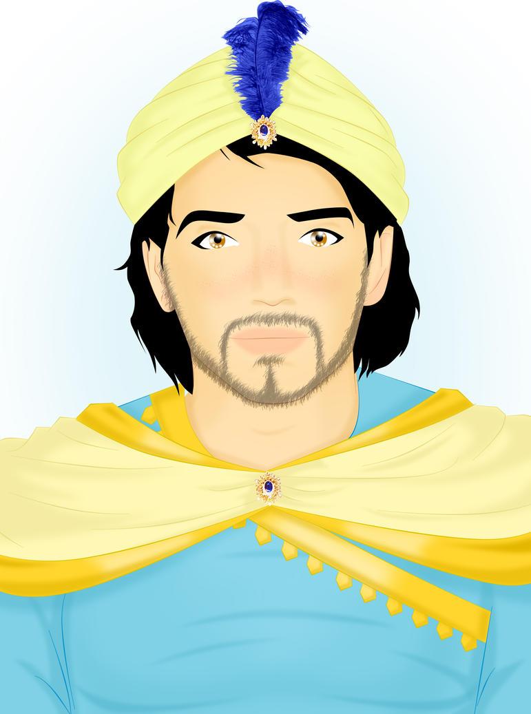 Prince Shah by ArsalanKhanArtist