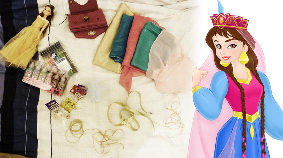 Planning to create a Princess Maariyah Doll by ...