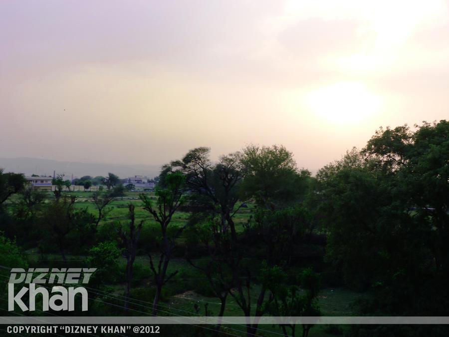 Sunset 2 by ArsalanKhanArtist