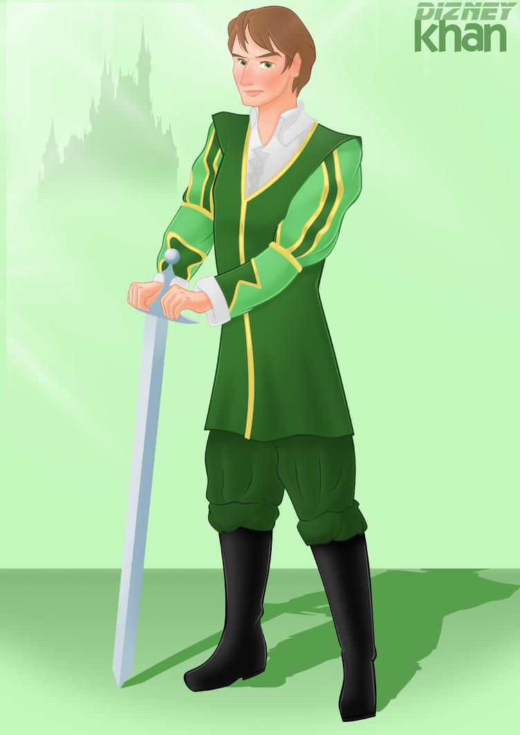 Prince Ravenswood by ArsalanKhanArtist