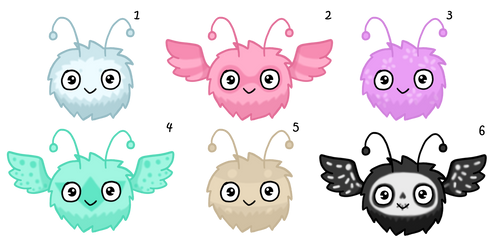 petblob batch1- open by to-much-a-thing