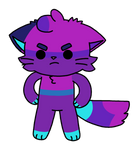 Mini commission: Sprite by to-much-a-thing