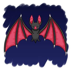 Big bat wings