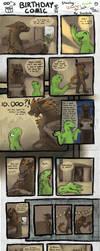 Birthday Comic for Dragondiamond2 by Saskle