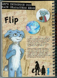 Flip's page by Saskle